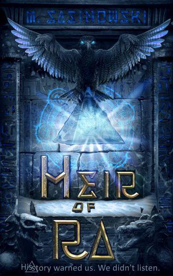 heir of ra cover final