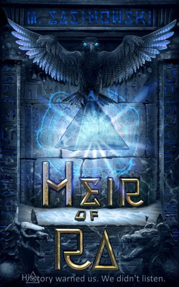 heir of ra cover final