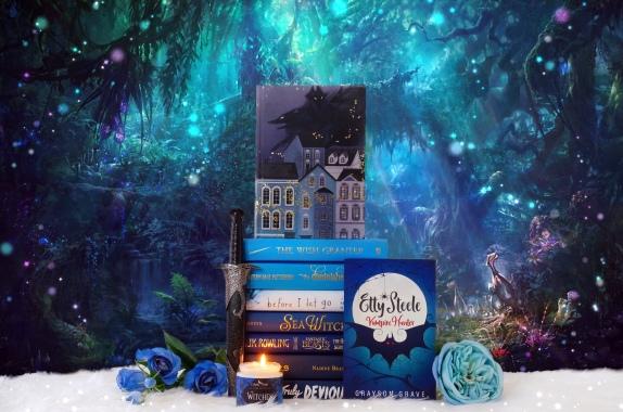 Etty SteeleVampire Hunter pic by bookbookowl
