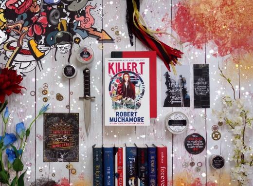 Killer T pic by bookbookowl