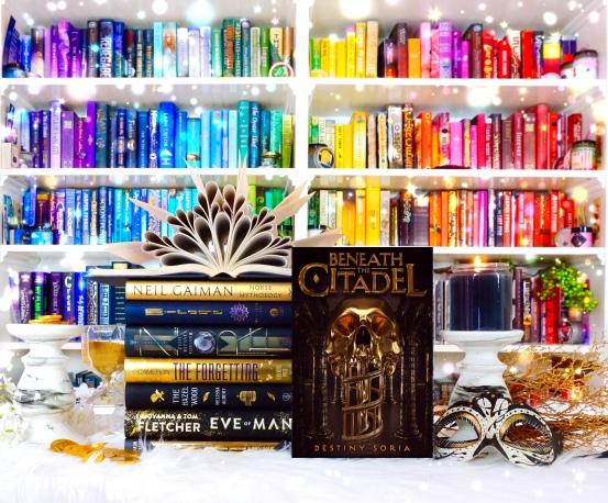 Beneath the Citadel pic by bookbookowl