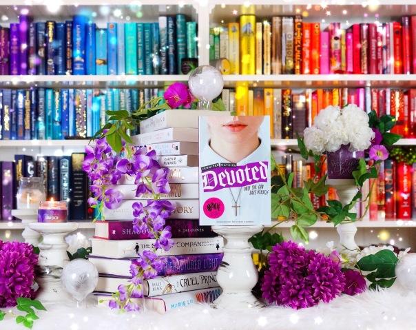 Devoted pic by bookbookowl