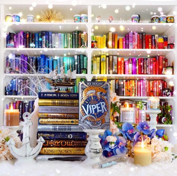 Viper pic by bookbookowl
